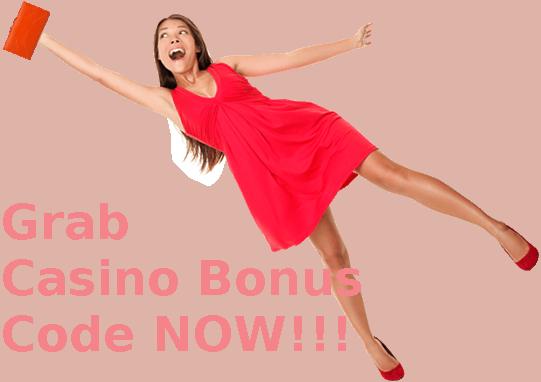 Casino Bonus with Coupon Code