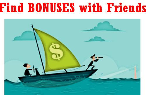 Referral Casino Bonus