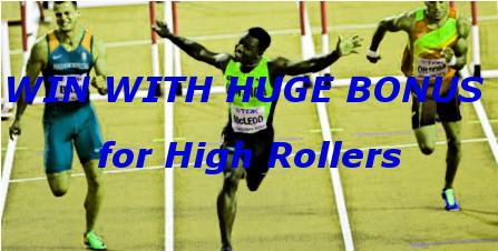 Casino Bonus for High Roller