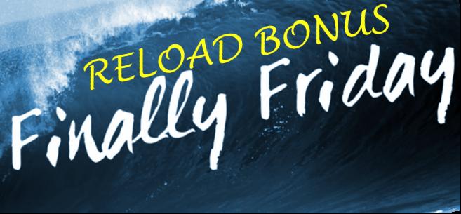Casino with Reload Bonus